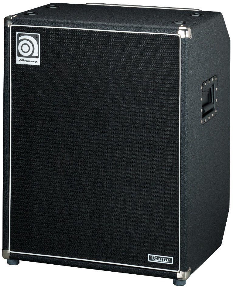 """500W 4x10"""" Ported Bass Speaker Cabinet with 1"""" Horn Driver"""