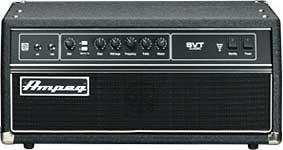 SVT Classic 300W Tube Bass Amplifier Head