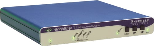 BrightEye 11 SDI-Analog Convrt, Requires Power Supply (BE-PS - NOT Included)