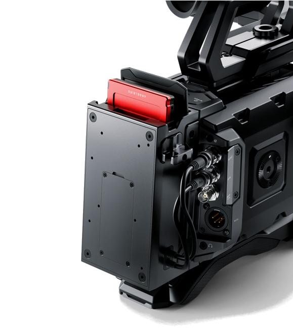 Blackmagic Design CINEURSASHMSSD High Capacity SSD Camera Recorder