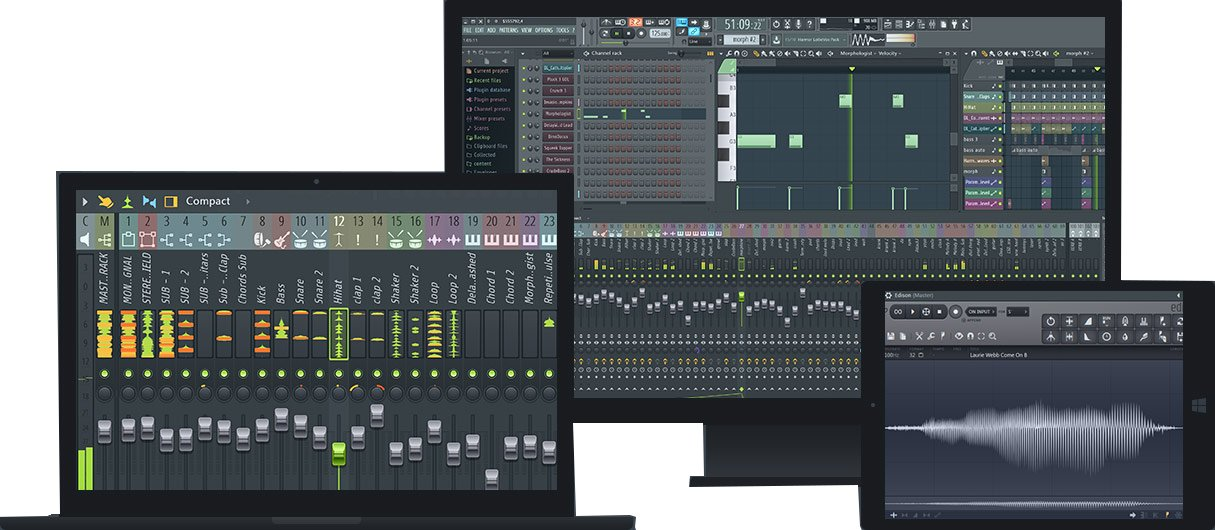 Image Line FL-STUDIO-20 DOWNLOAD Fruity Loops | Full Compass
