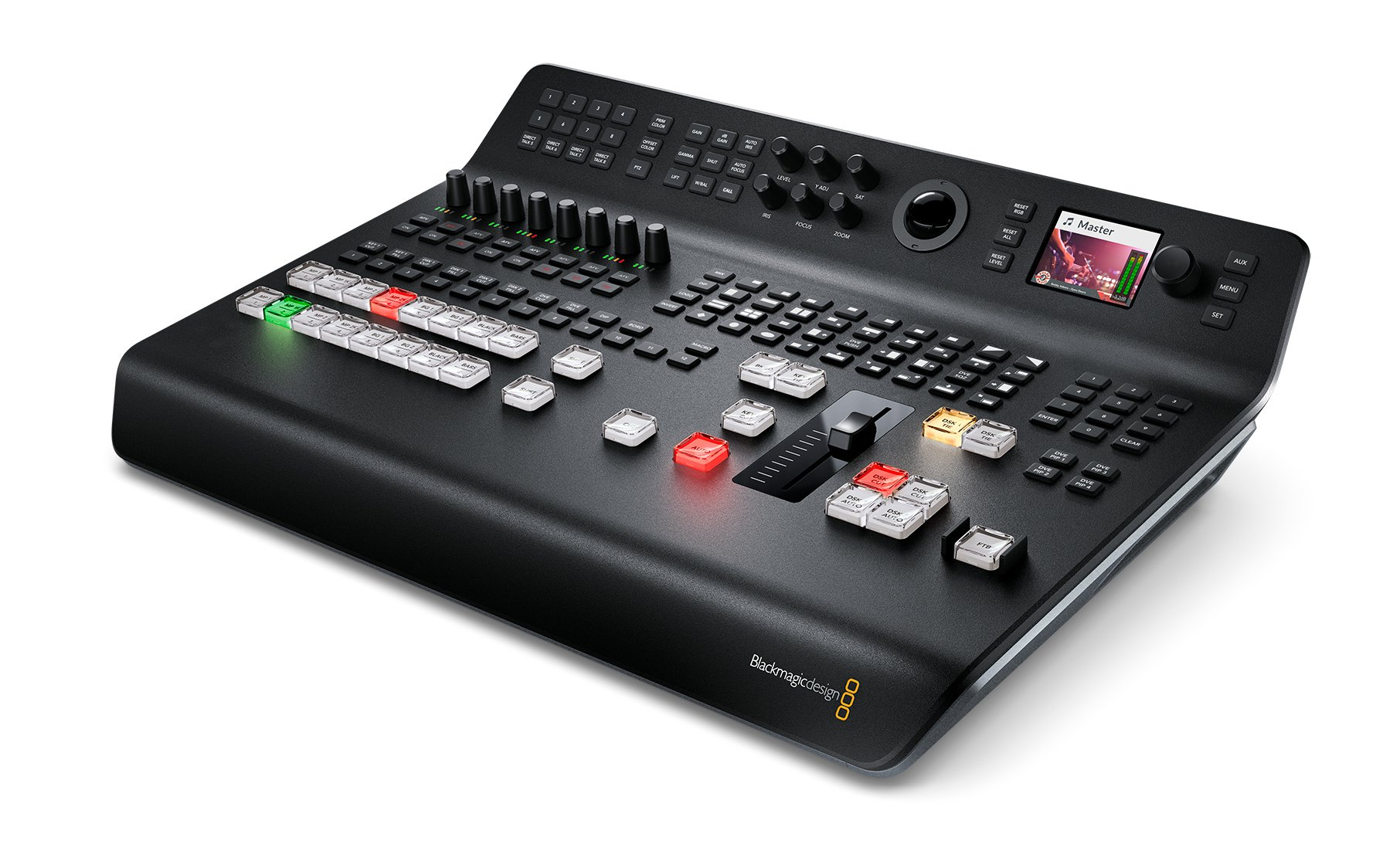 Blackmagic Design Swatemtvstu Pro4k Ultra Hd Live Production Switcher With 8 Standards Converted Full Compass Systems