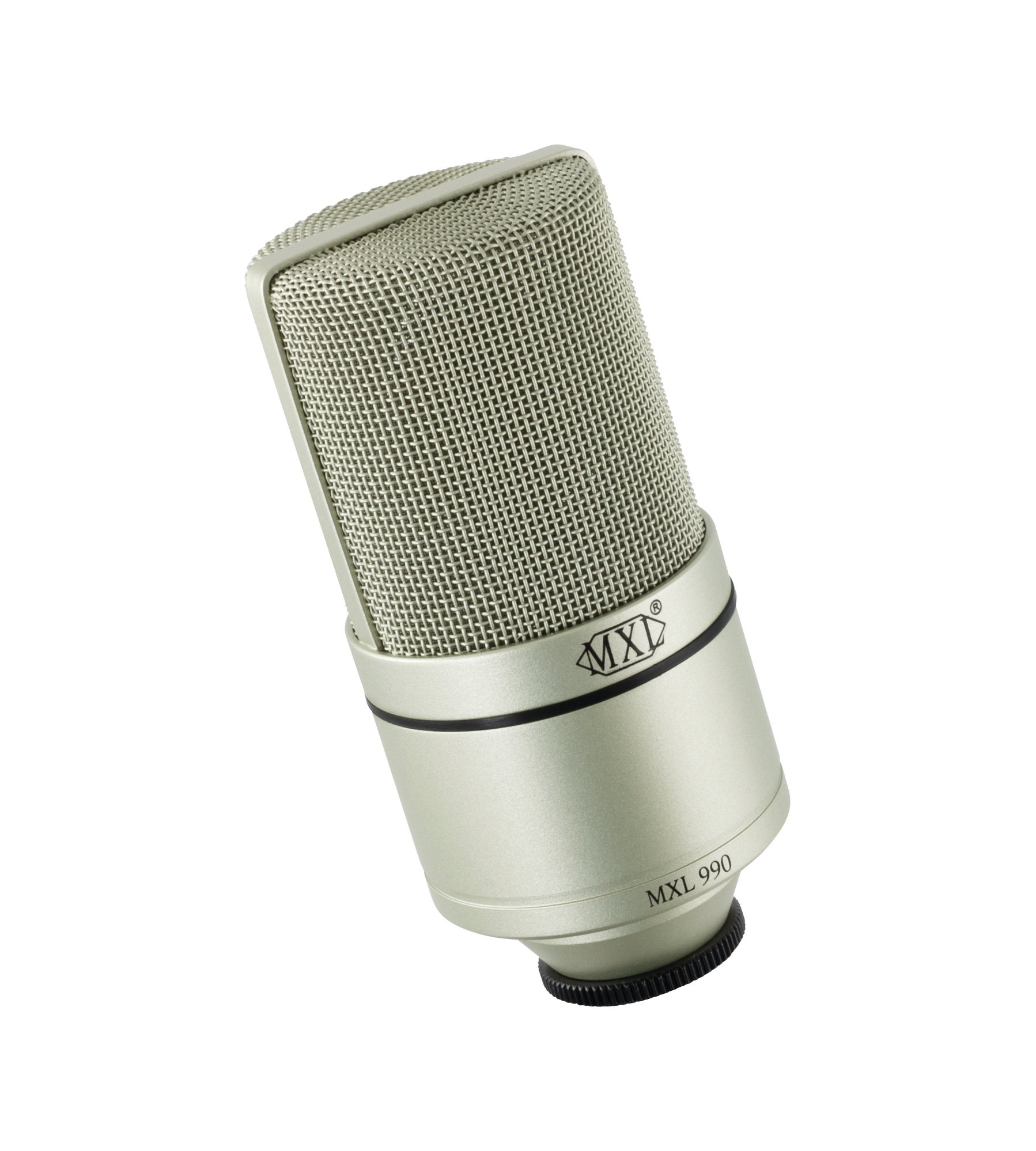 Large Diaphragm Condenser Mic By Mxl 990 Full Compass Systems Microphone Diagram