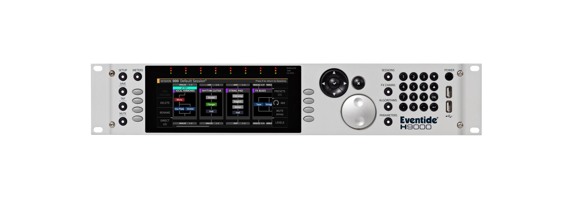 Eventide H9000 Next-Generation Harmonizer® Audio Effects