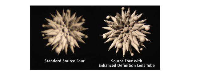 36 Degree Source Four Enhanced Definition Lens Tube in Black