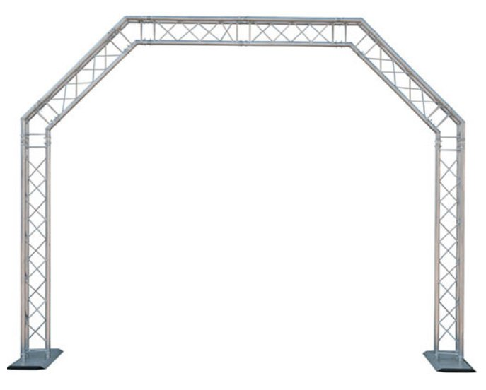 10x8 ft. Mobile DJ Archway