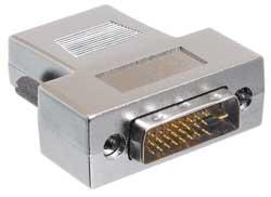 Video Adaptor, HDMI Female to DVI-D Male