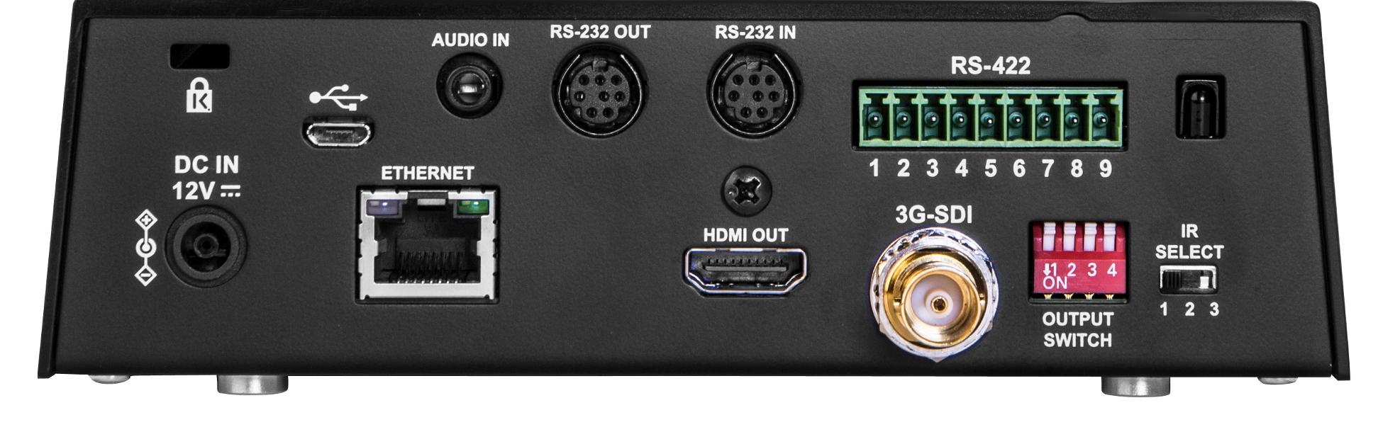 f8f01de522c Marshall Electronics CV620-IP 2MP HD PTZ Camera
