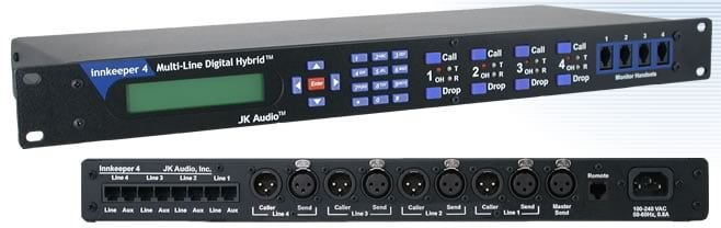 Innkeeper 4 Multi-Line Digital Hybrid