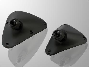 Terminal Cover for EVID 4.2 Speaker, Black