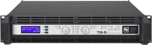 Power Amplifier, Touring Grade, Class H, 2 x 1450W @ 4 ohms continuous
