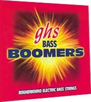 Medium Light Bass Boomers Long Scale Electric Bass Strings