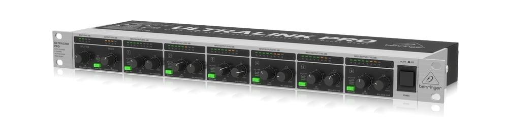 Behringer MX882-V2 8-Channel Splitter / Mixer   Full Compass