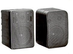 15 Watt Foreground Speakers in Plastic Enclosure