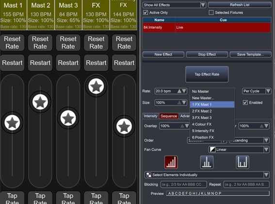 Chroma-Q CQ678-1024 Vista 3 DMX Control Software 1024