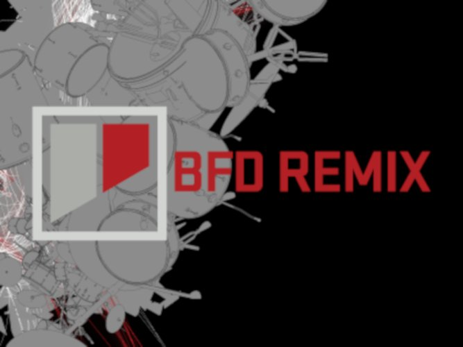 FXpansion BFD-REMIX High-Quality Drum Samples, Kits [VIRTUAL] | Full Compass