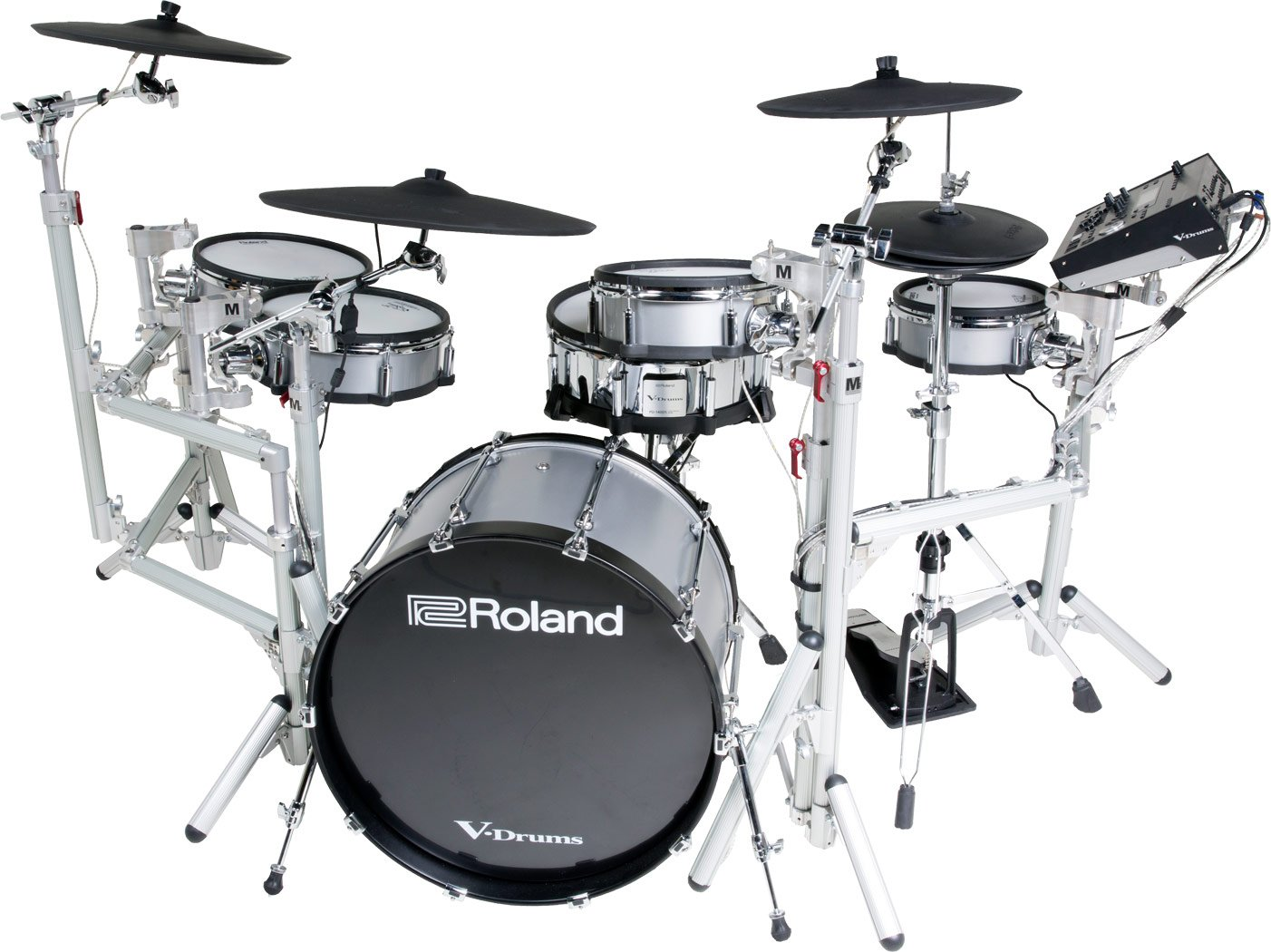 Roland TD-50KV-RM-S 6-Piece Randy May Custom Electronic Kit With