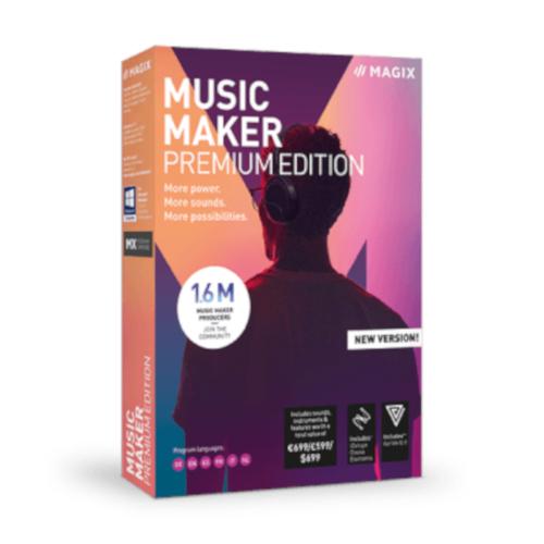 Magix music maker 2013 premium (v19)   software downloads   techworld.