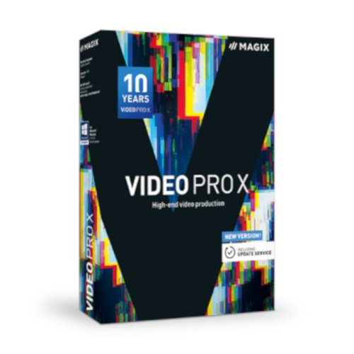 Magix VIDEO-PRO-X-UPG Upgrade from Older Version [DOWNLOAD] | Full Compass