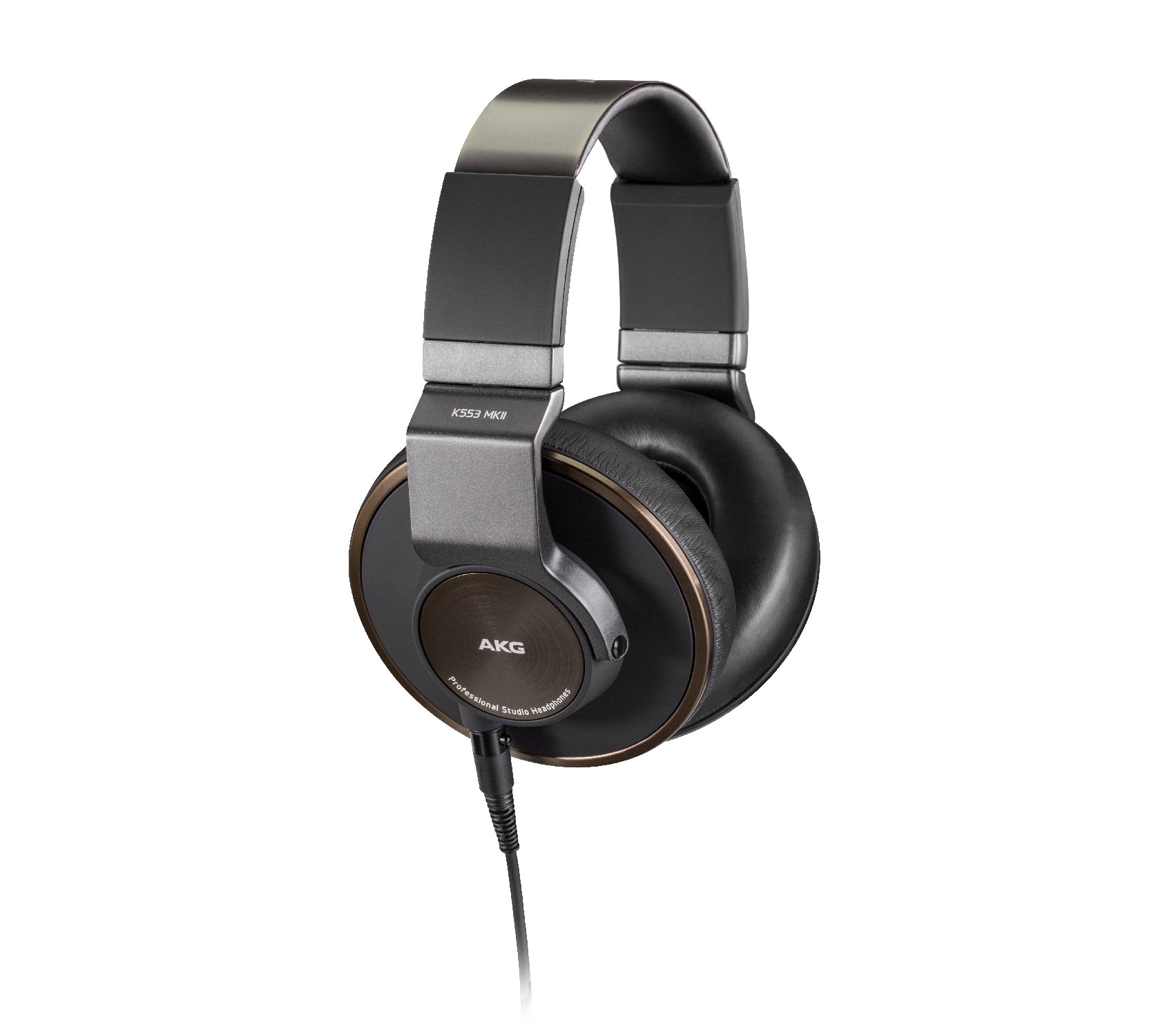 ff502fe273a AKG K553 MKII Closed-Back Over-Ear Studio Headphones. OUR PART #: K553-MKII