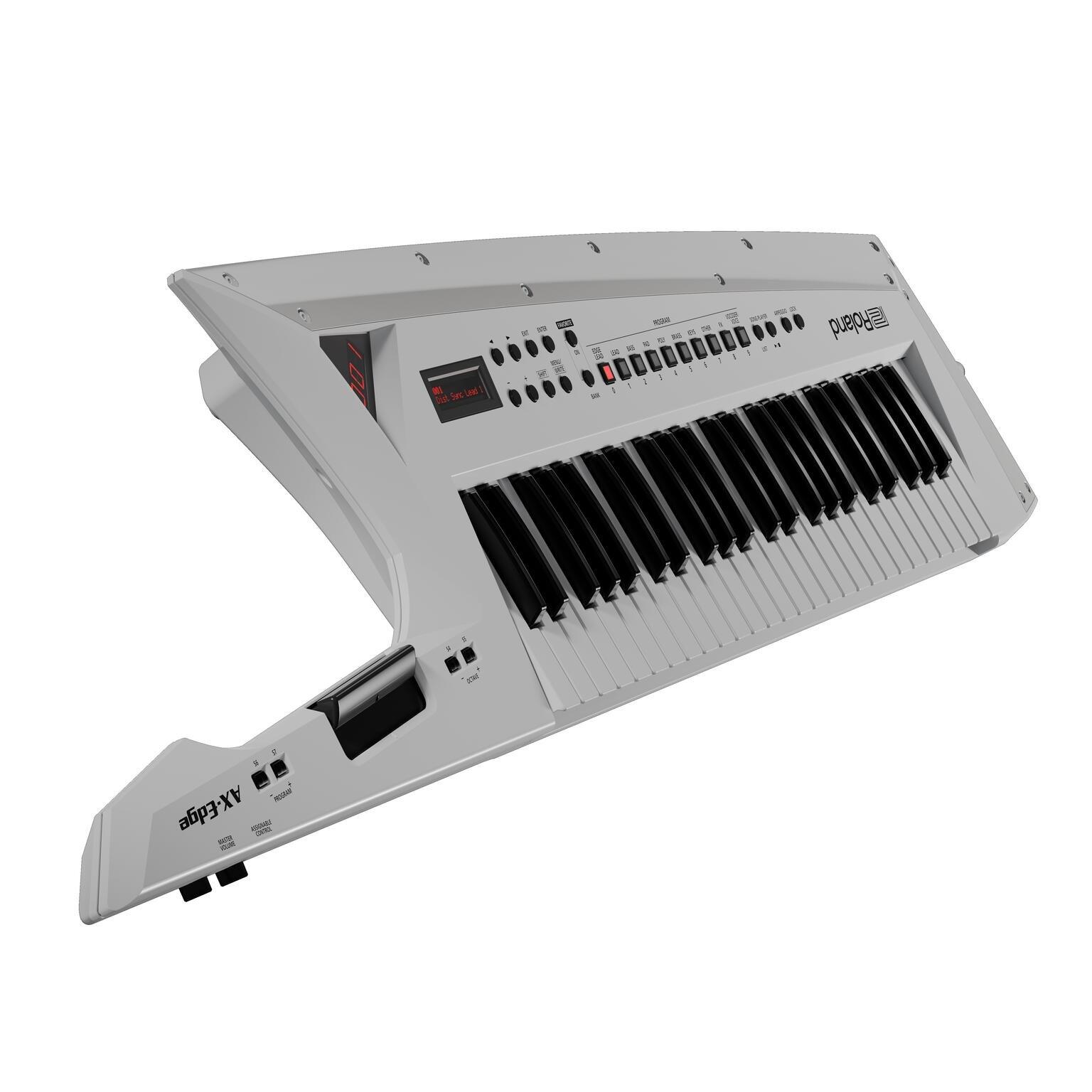 Roland AX-EDGE Keytar With Swappable Edge Blades   Full