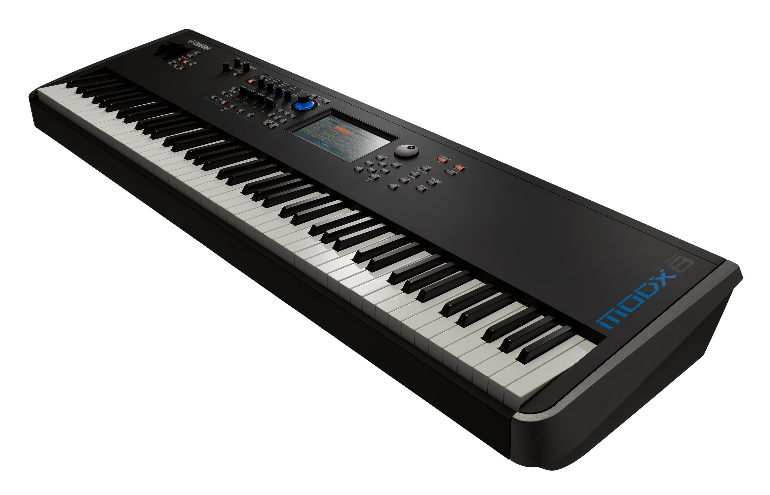 88 Key Synthesizer by Yamaha, MODX8 | Full Compass Systems