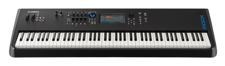 Yamaha MODX8 88-Key Synthesizer Keyboard   Full Compass Systems