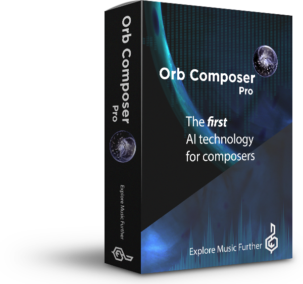 Hexachords Orb Composer Pro AI tool to assist in music composition  [download] | Full Compass