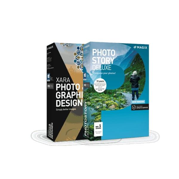 Magix Photo Premium Software For Making Customized Slideshow [download]