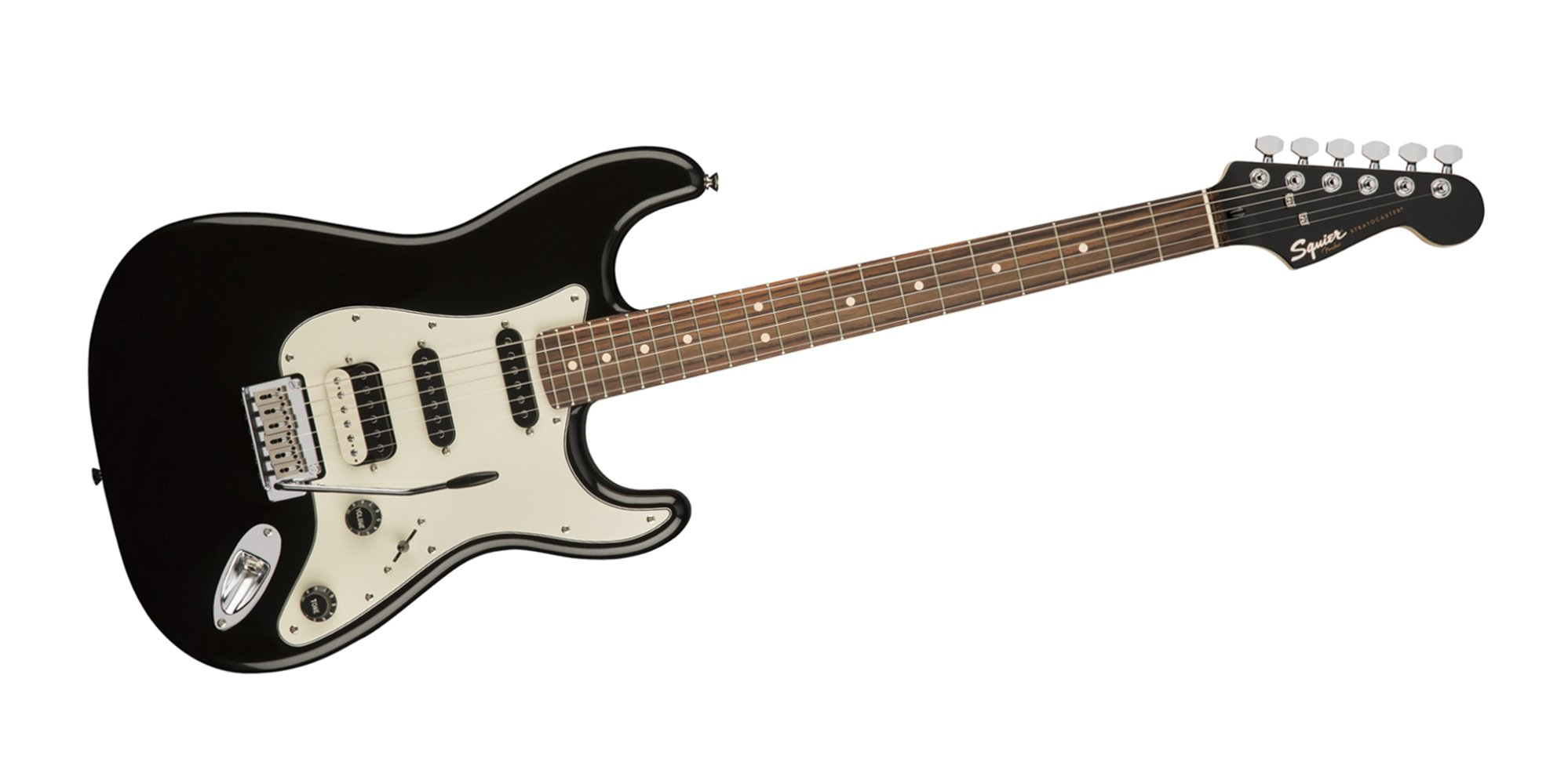 Squier STRAT-CONTEMP-HSS-RW Solidbody Electric Guitar With