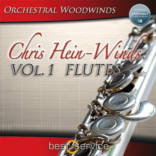 Best Service Chris Hein Winds Volume 1 - Flute Four Flute Virtual Sample  Library [download] | Full Compass