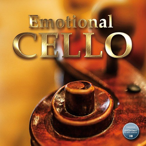 Best Service Emotional Cello Virtual Cello Instrument For NI Kontakt 5  [download] | Full Compass