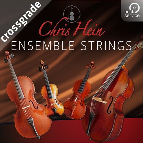 Best Service CH-ENSEM-STRINGS-CR Crossgrade For Users Of Chris Hein Solo  Strings [download] | Full Compass