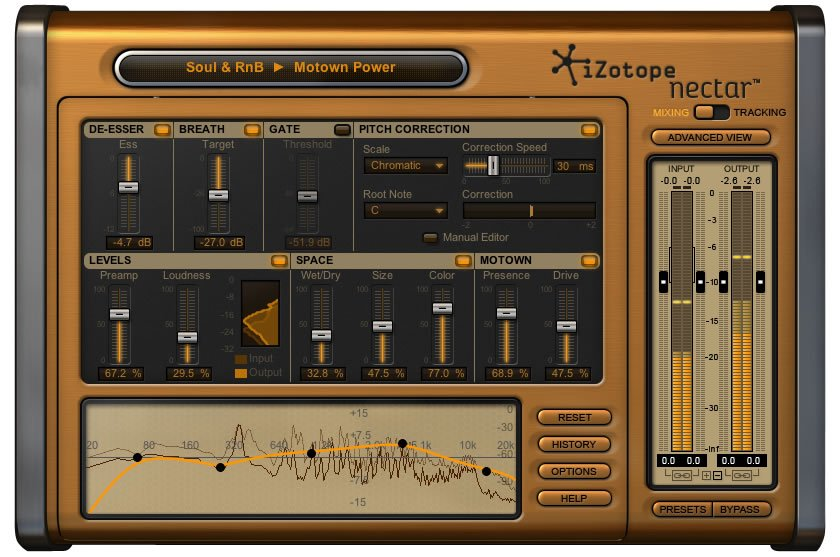 iZotope Nectar 3 Elements Vocal Processing Software [download] | Full  Compass