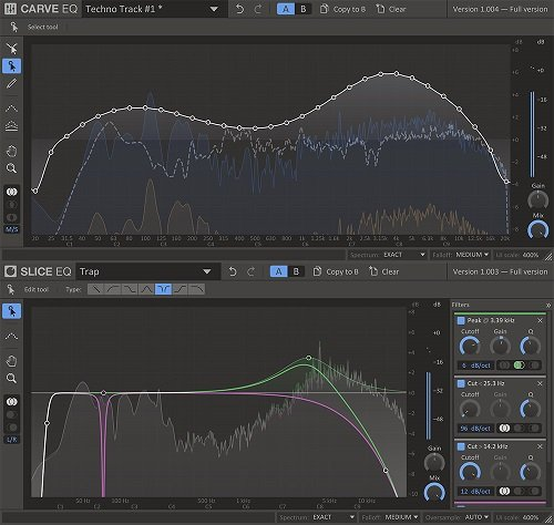 carve eq and slice eq bundle download by kilohearts khs