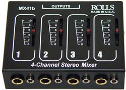 4-Channel Passive Mixer