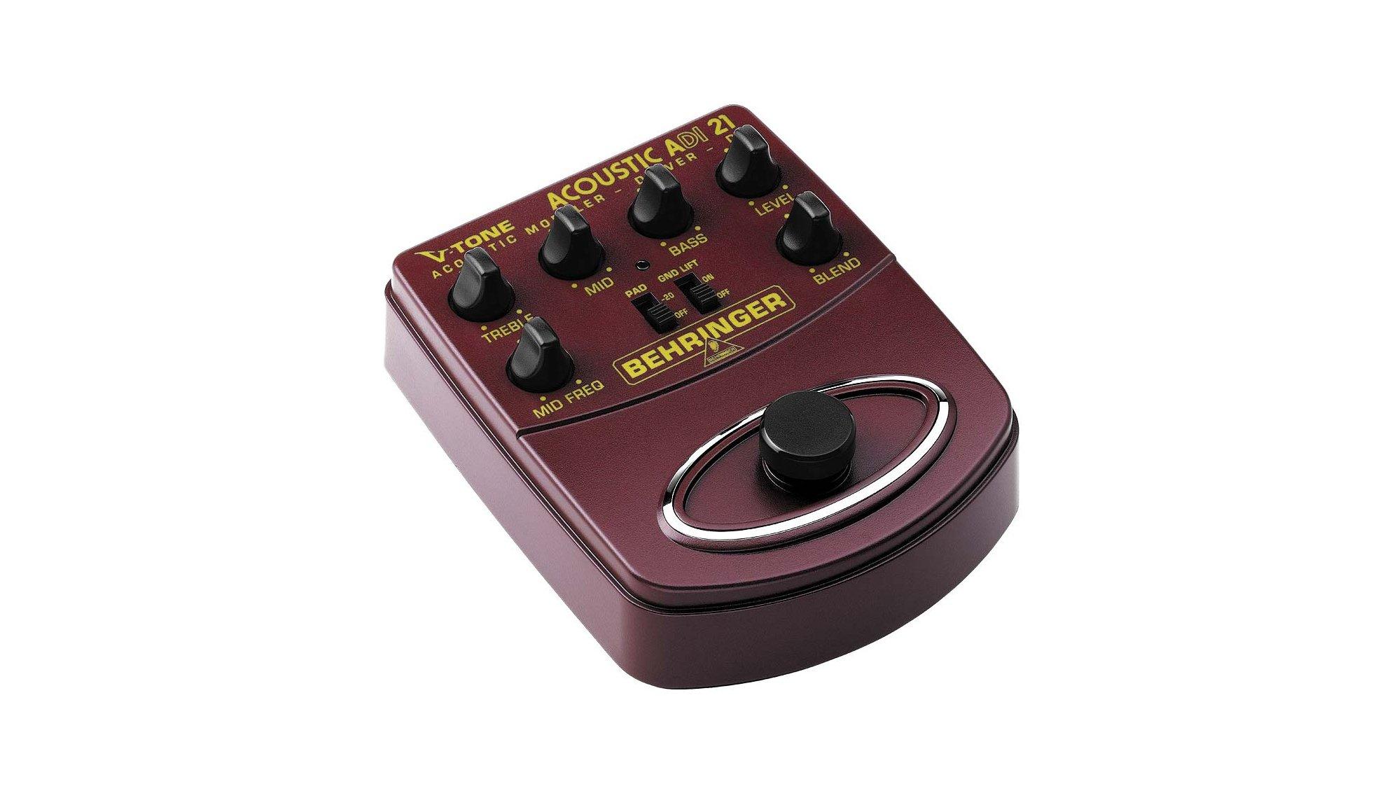 DI Box/Amp Modeler