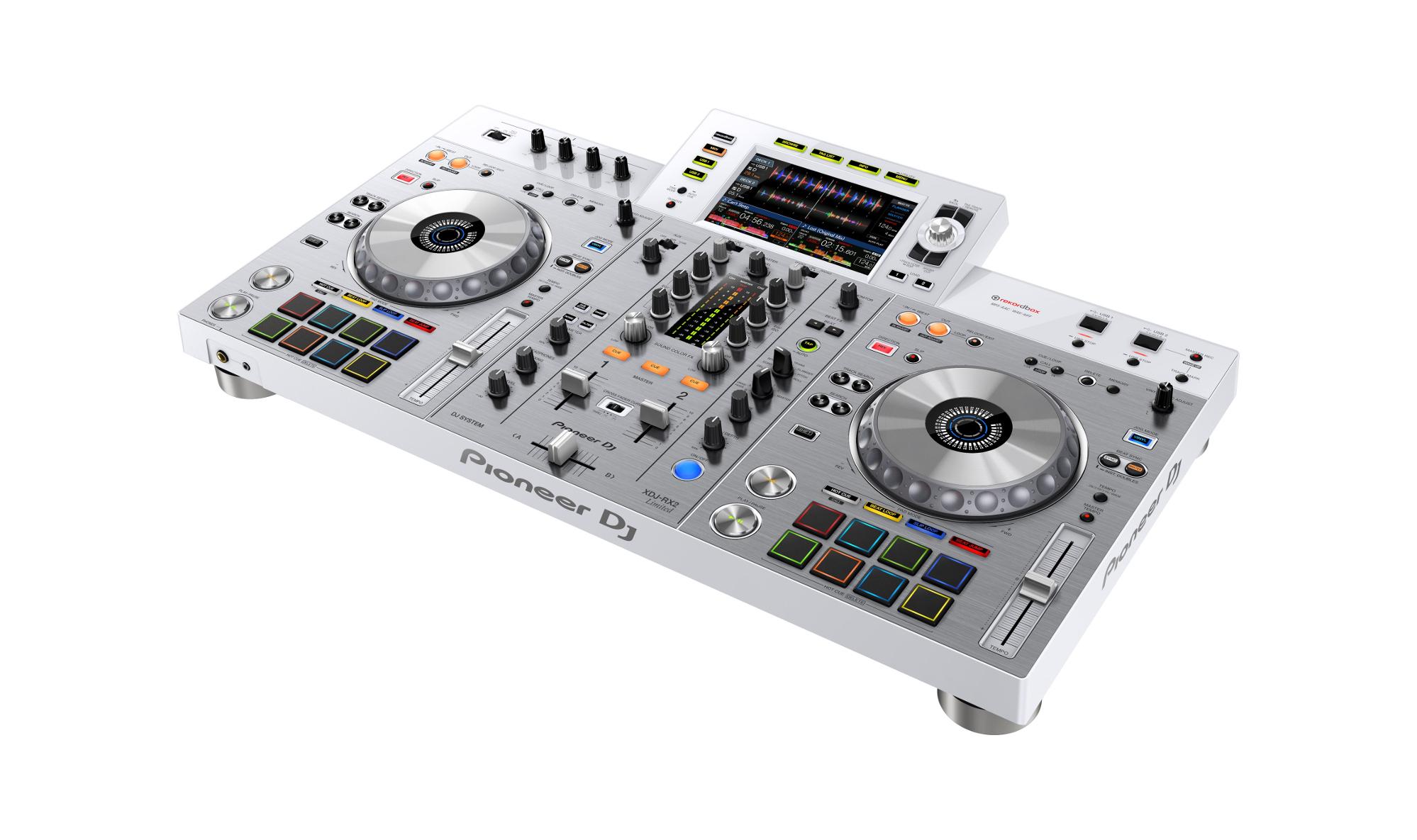 Pioneer XDJ-RX2-W All-In-One DJ System For Rekordbox - Ltd