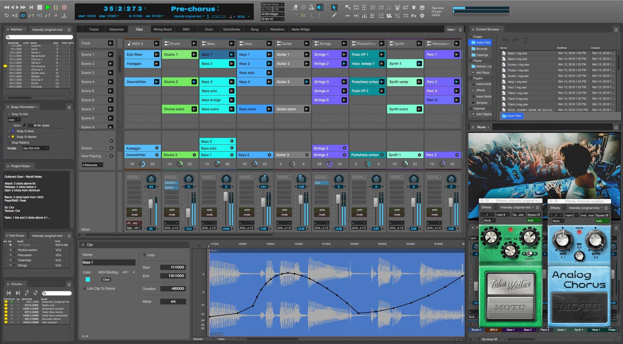 MOTU DIGITAL-PERFORMER-10 Cross Platform DAW And Sequencing