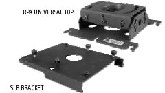 Inverted LCD/DLP Projector Ceiling Mount