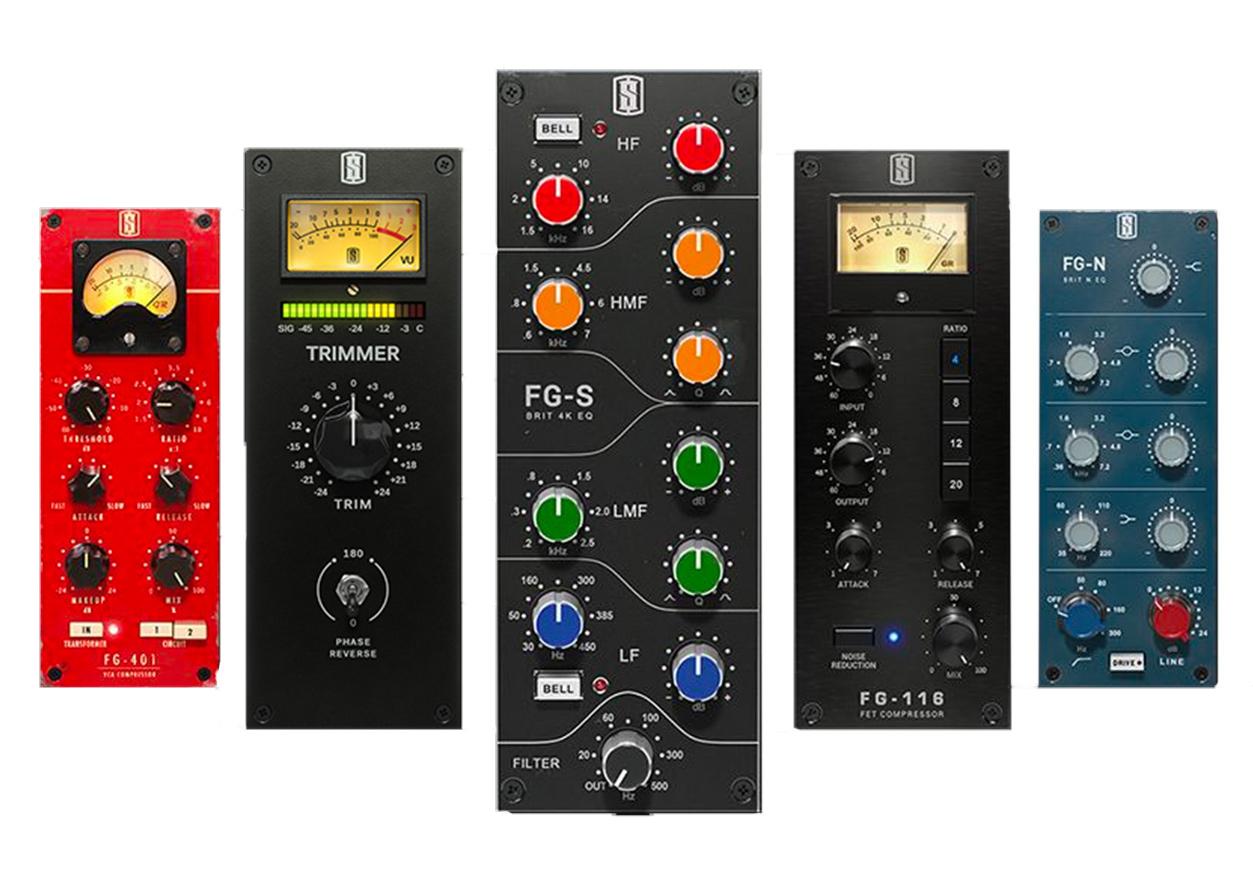 Slate Digital Virtual Mix Rack 2 0 (download) VMR 2 0 Channel Strip  Emulation Software Plug-in