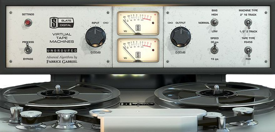 Slate digital virtual tape machines software for pro 11-31370.
