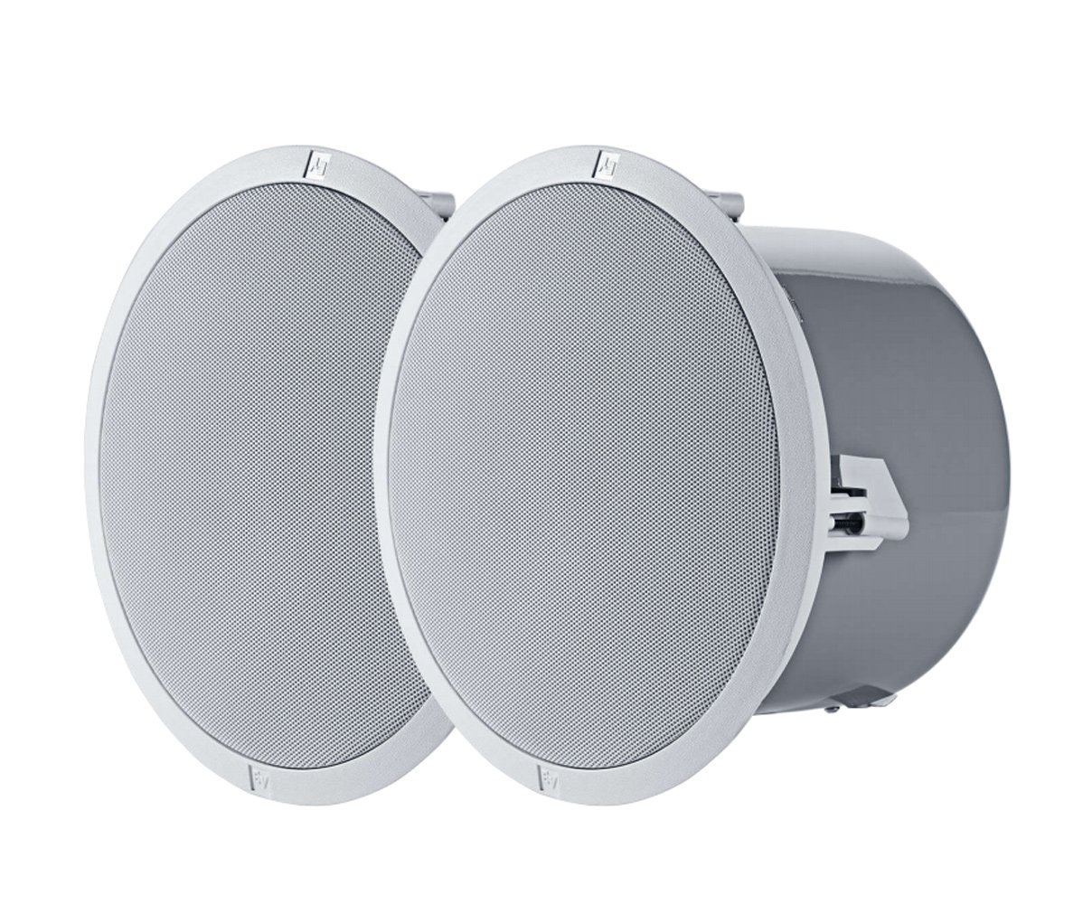 """One Pair of 4/"""" Electro-Voice EVID C4.2  2-Way Coaxial Speakers"""