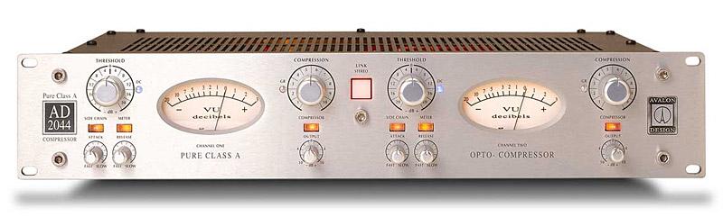 Compressor, Pure Class A Opto, Dual Mono/Stereo
