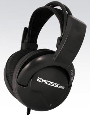 Stereo Headphone, Closed, DJ