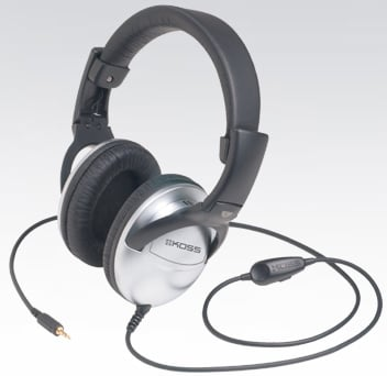 Active Noise Reducing Stereo Headphones