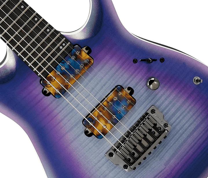 Ibanez RGA71AL RGA Axion 7-String Solidbody Electric Guitar With