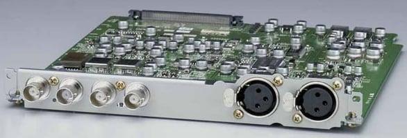 Analog input board DSR1500A