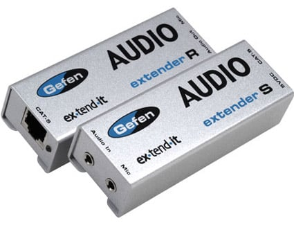 Stereo Audio Extender