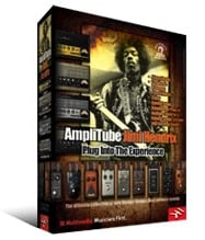 Plug-in Guitar Jimi Hendrix (Electronic Delivery)